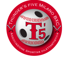 Marchio Thunder's Five Milano Bxc A.S.D.
